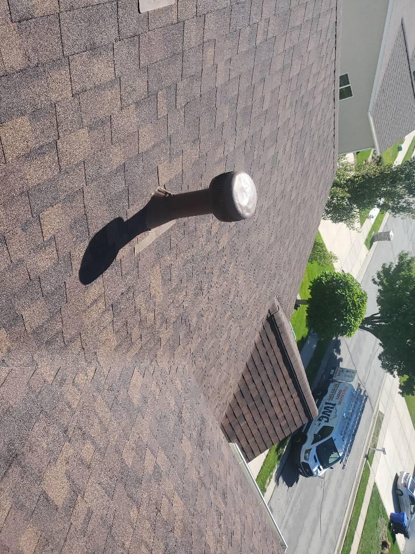 Farmington, UT - Beautiful roof done color brownwood