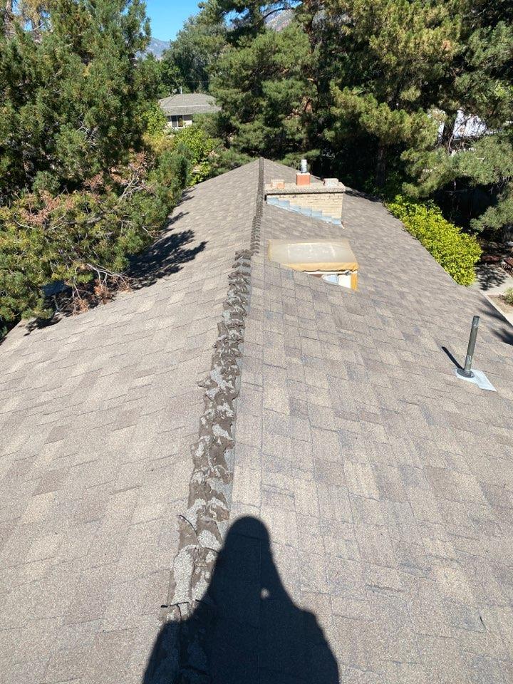 Cottonwood Heights, UT - Roof replacement estimate