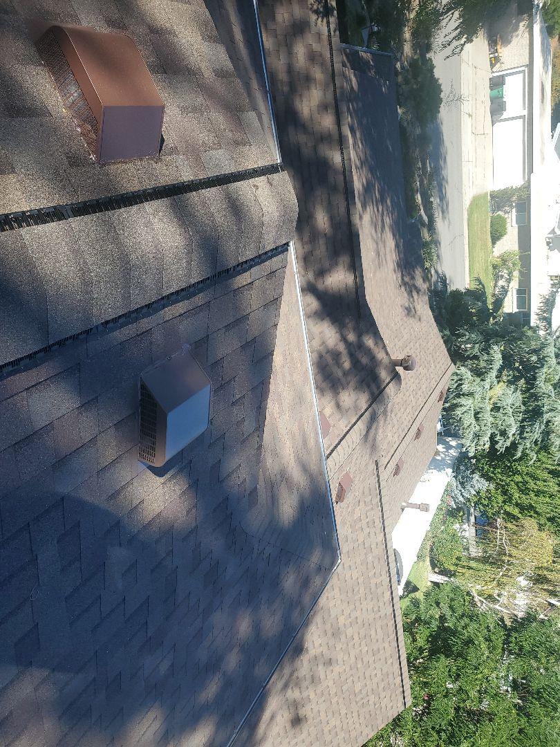 Murray, UT - Beautiful roof done color teak