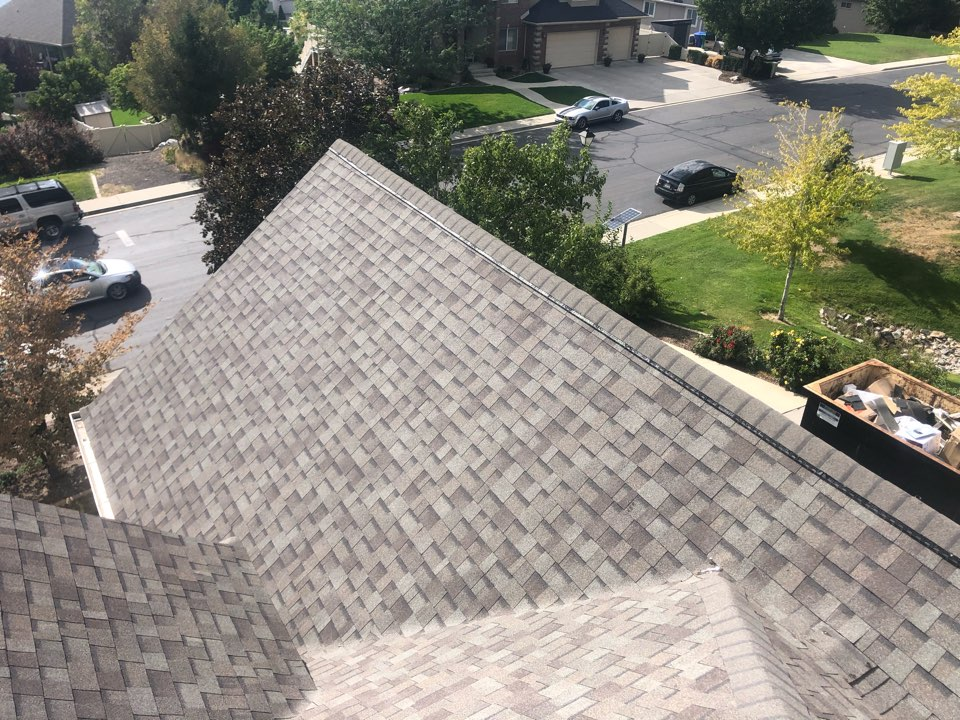 West Valley City, UT - Doing a roofing bid full tear off roof replacement.taking old shingles off and replacing roof with new shingles