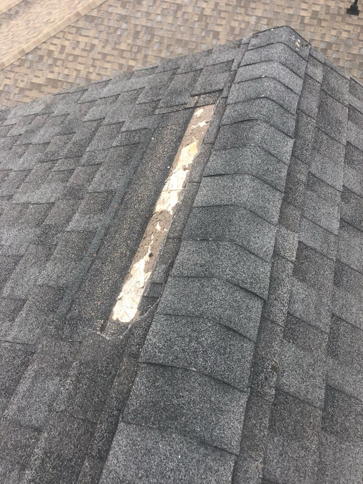 Taylorsville, UT - Roofing bid for a full tear off replacement. Taking old shingles off adding new shingles to the roof.