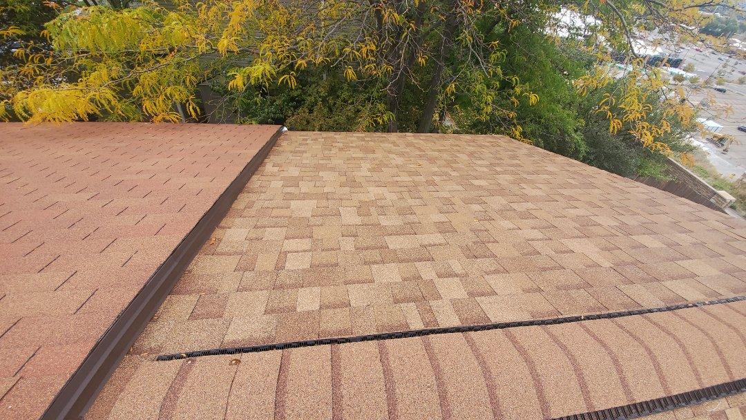 Sandy, UT - Doin small roof