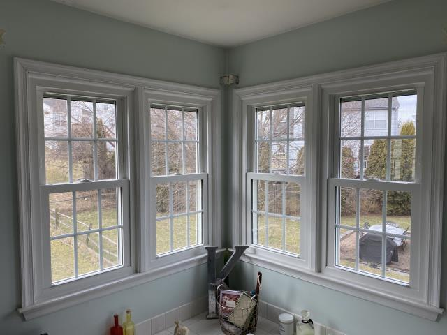 Easton, PA - Master's completed a window replacement in Easton pa!