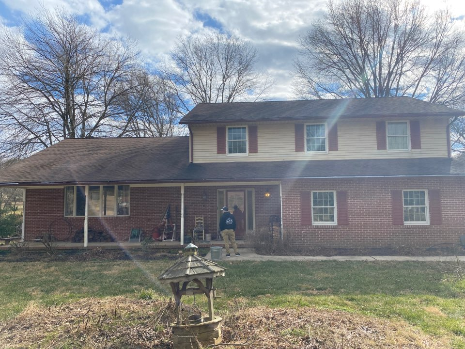 Jarrettsville, MD - Roof referral