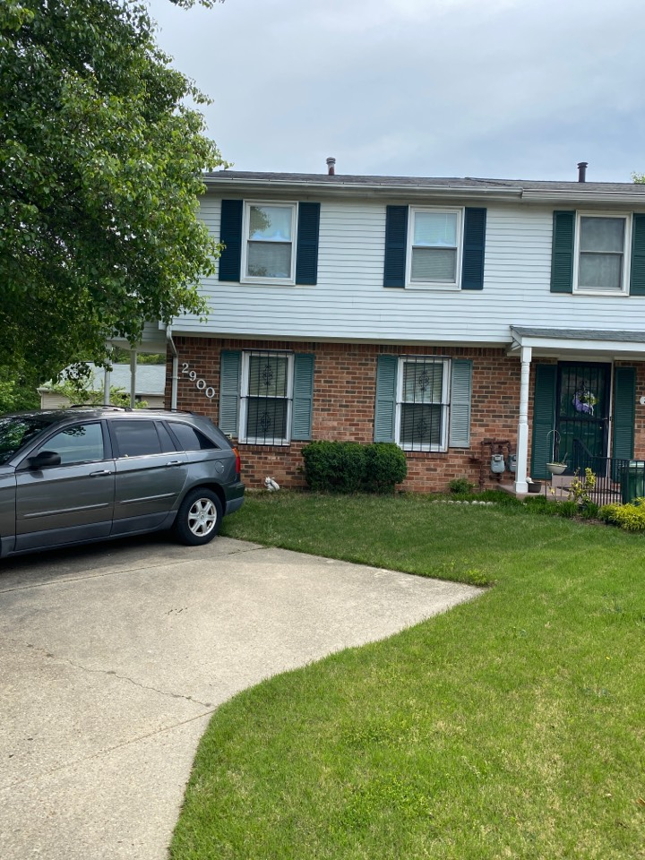 Upper Marlboro, MD - Roof replacement. GAF Timberline HDZ architectural shingles