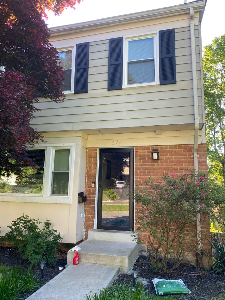 Gaithersburg, MD - Referral for siding quote