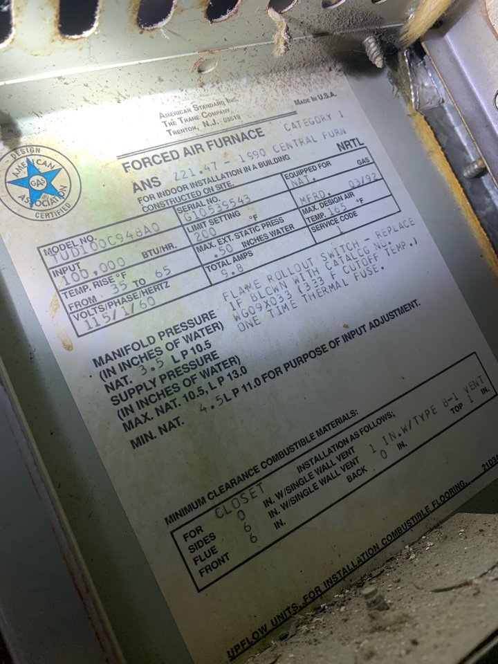 Lake Charles, LA - Goodman ac unit not working properly no high voltage lake Charles Louisiana