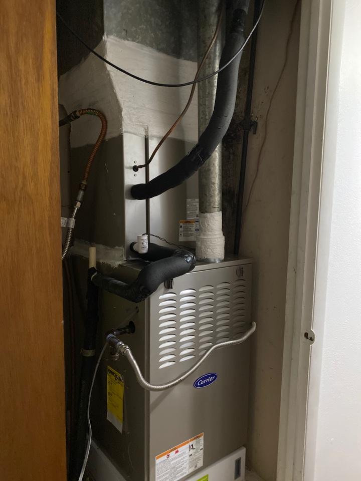Plaquemine, LA - Installed new gas split system in Plaquemine Louisiana.