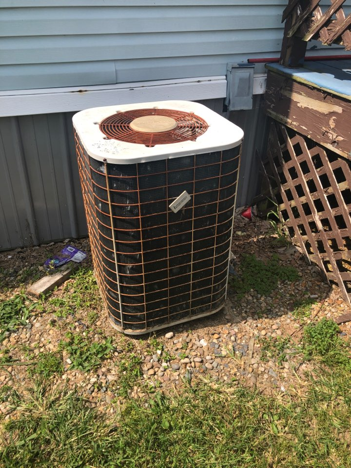 Giving price to replace Intertherm AC unit with York 3 ton 13 SEER air conditioning unit with 10 year parts and labor warranty