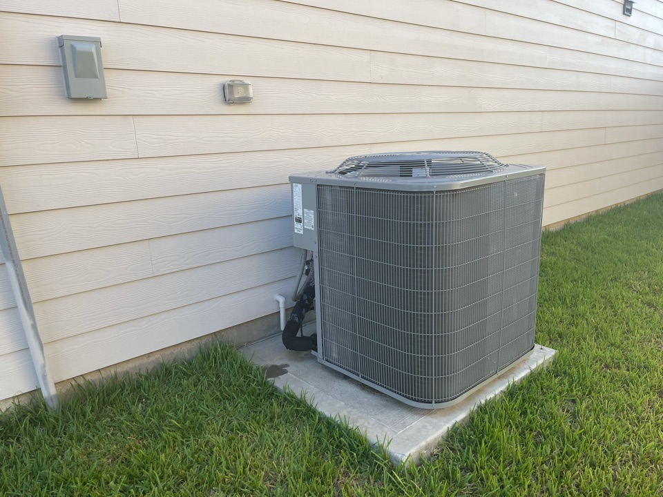 Ac Service. Performed an ac repair on a Carrier ac unit.