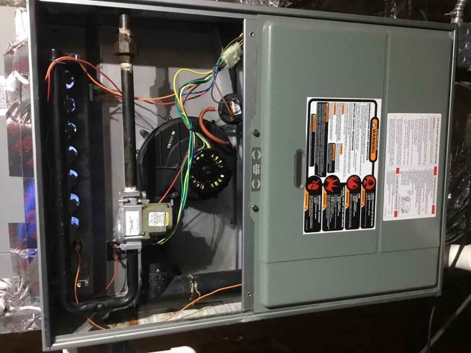 Nashville, TN - Residential maintenance on 3 systems