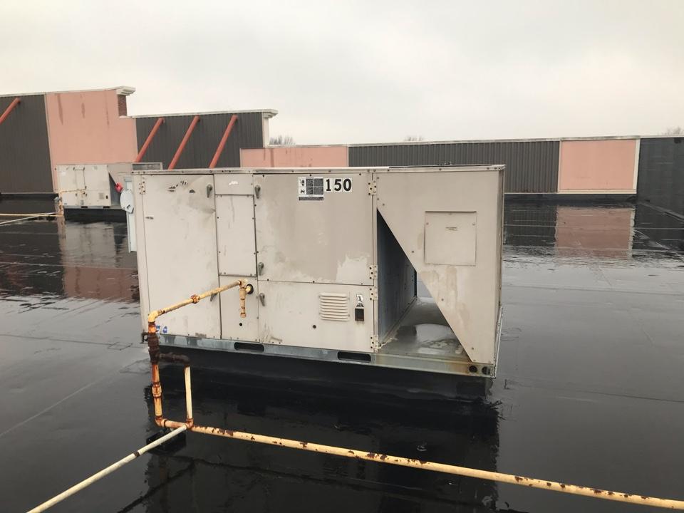 Franklin, TN - Heating Maintenance on 2 RTU.