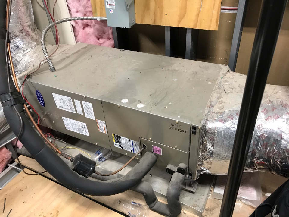 """Franklin, TN - Worked on ERV solution and took steps to resolve """"odor"""" coming from air handler."""