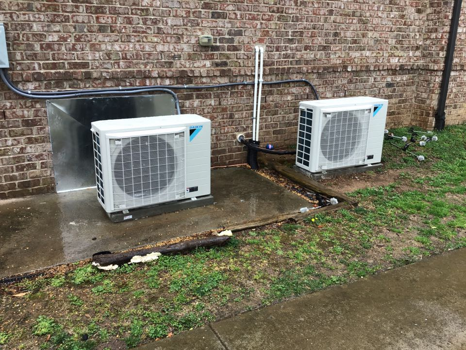 Franklin, TN - Replaced control board. System was run tested and is now online for heating and cooling.