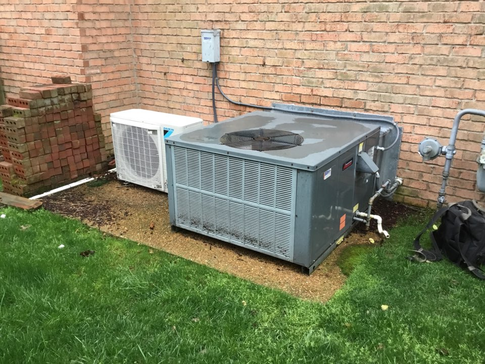 Franklin, TN - Residential maintenance on 2 systems