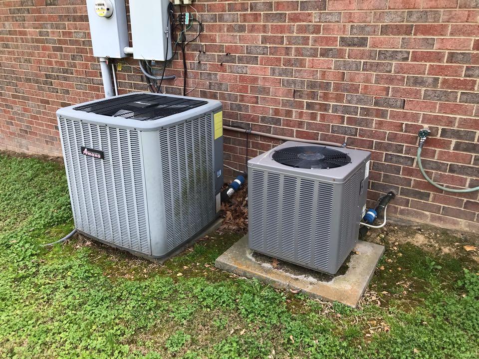 Goodlettsville, TN - 2 system cooling maintenance.