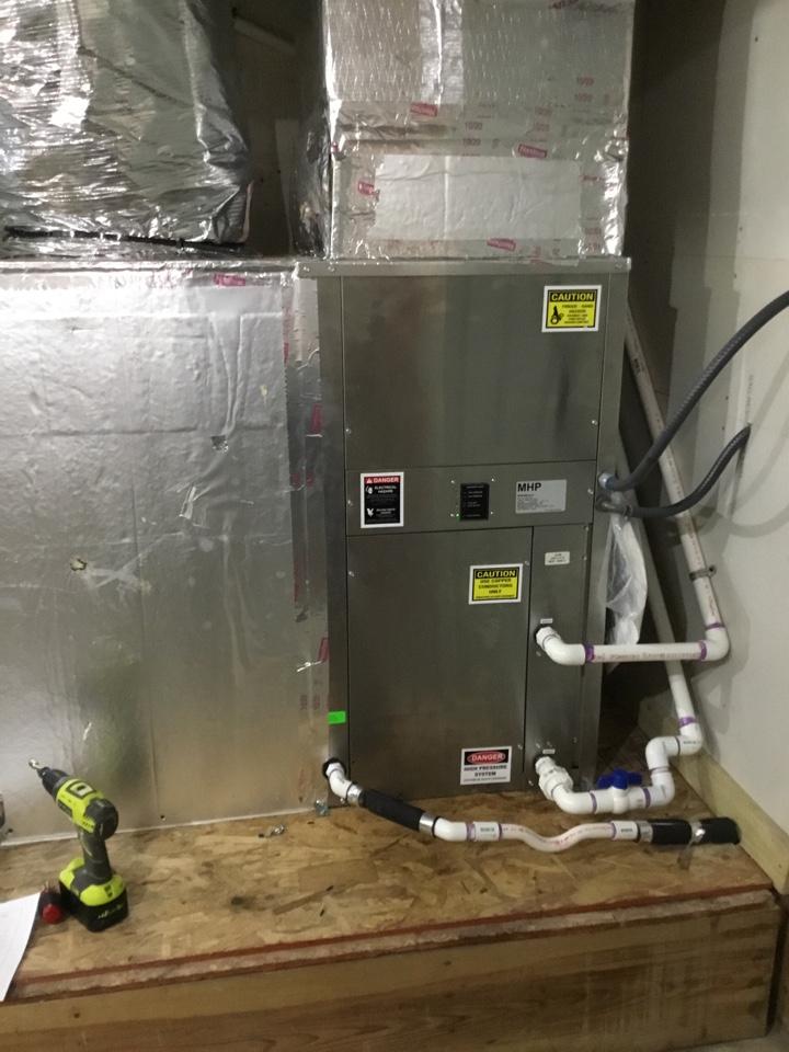 Nashville, TN - Geothermal unit down