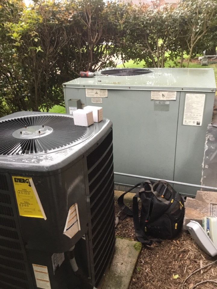 Spring Hill, TN - Maintenance on 2 systems