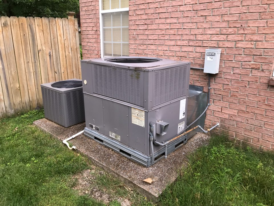 Nashville, TN - System struggling to cool. Found some issues that have now been resolved.