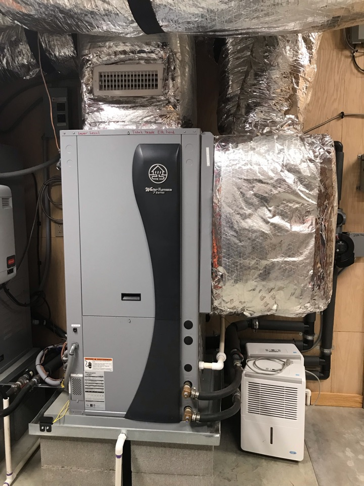 Nashville, TN - Completed cooling maintenance on 2 geothermal systems.