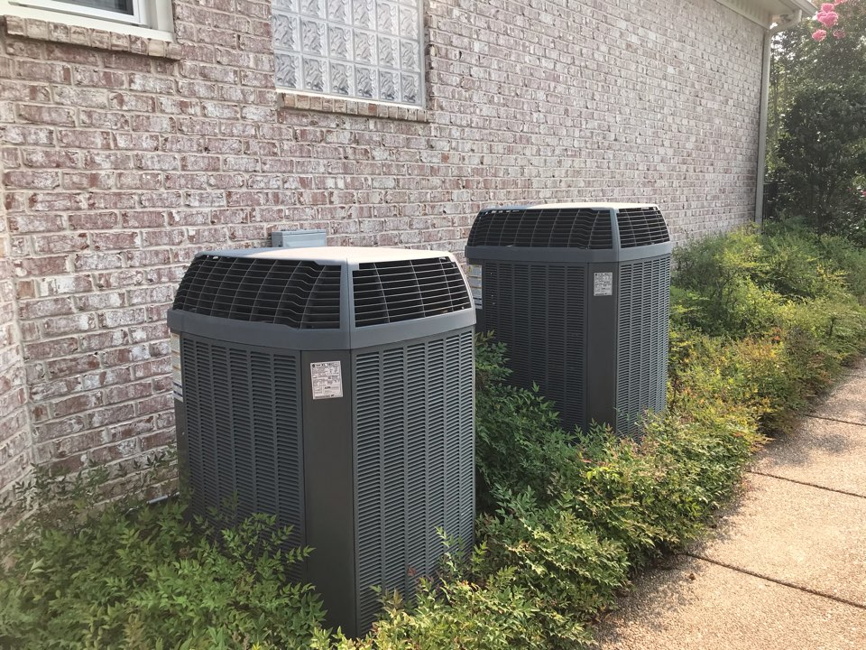 Brentwood, TN - Completed cooling maintenance on 2 systems. Made recommendations for improved protection again clogged condensate lines.