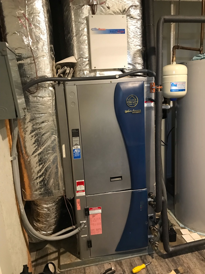 Franklin, TN - Cooling maintenance completed on 2 systems. Customer renewed annual maintenance agreement.