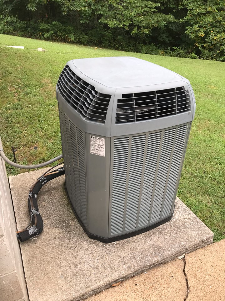 Columbia, TN - Completed 1x tune up on 1 system.