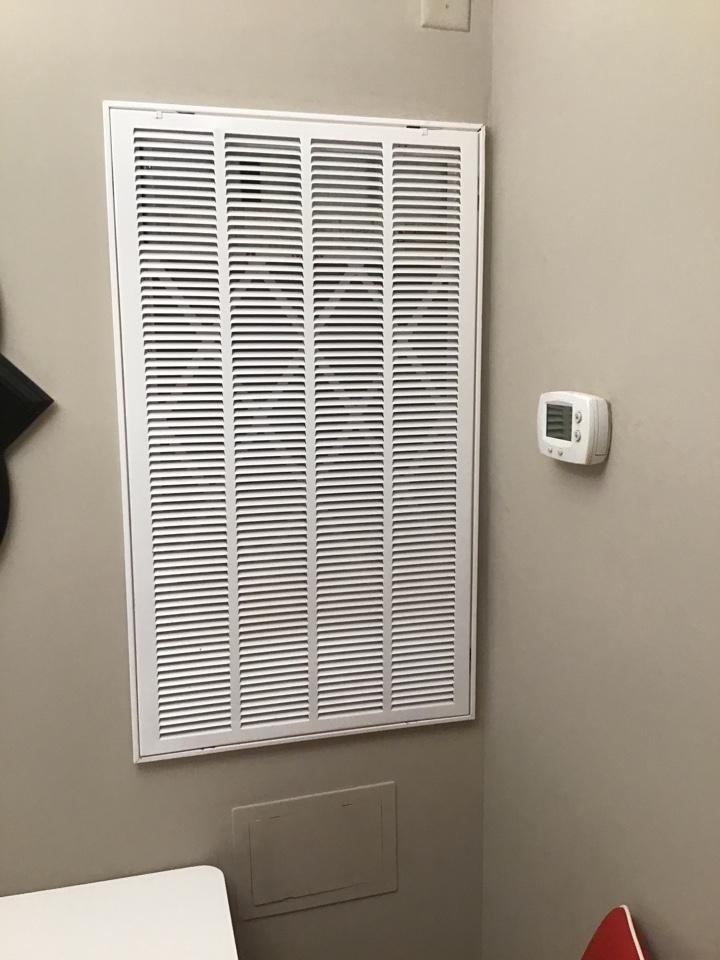 Nashville, TN - Cooling maintenance completed.