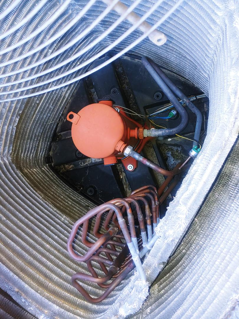 Mesquite, TX - Bad compressor