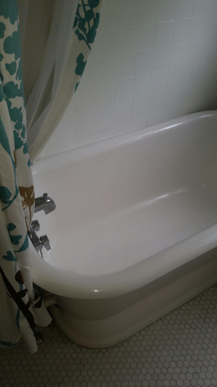 Grosse Pointe Park, MI - Cabled bath tub line