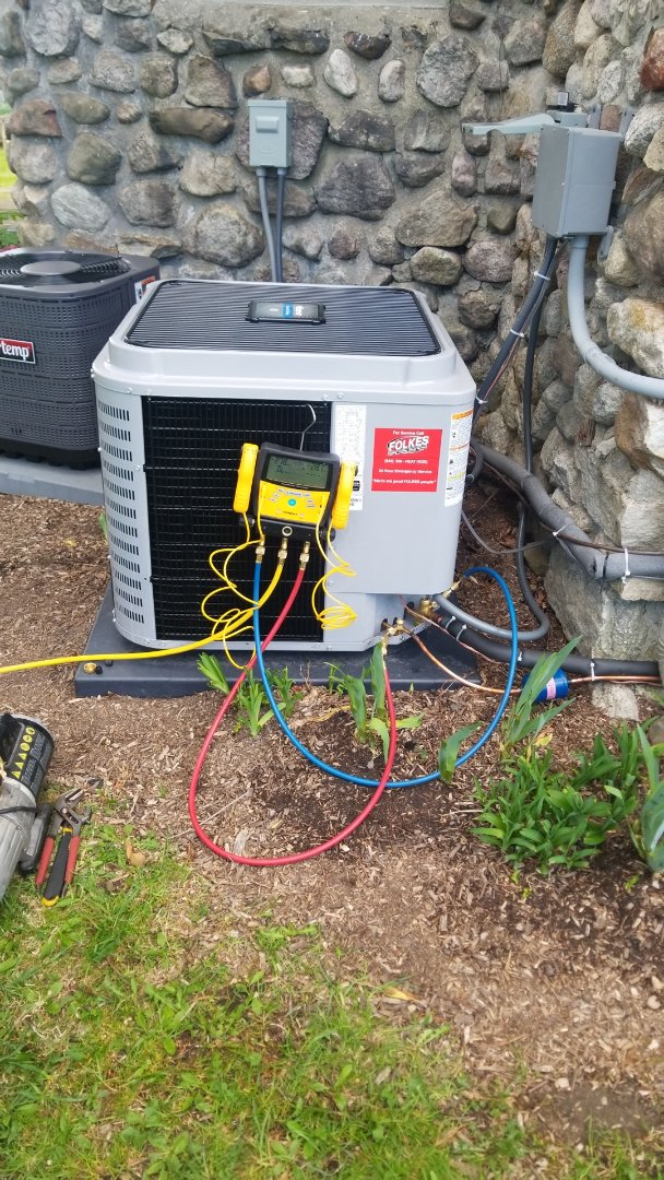 Pine Bush, NY - Air conditioning repair