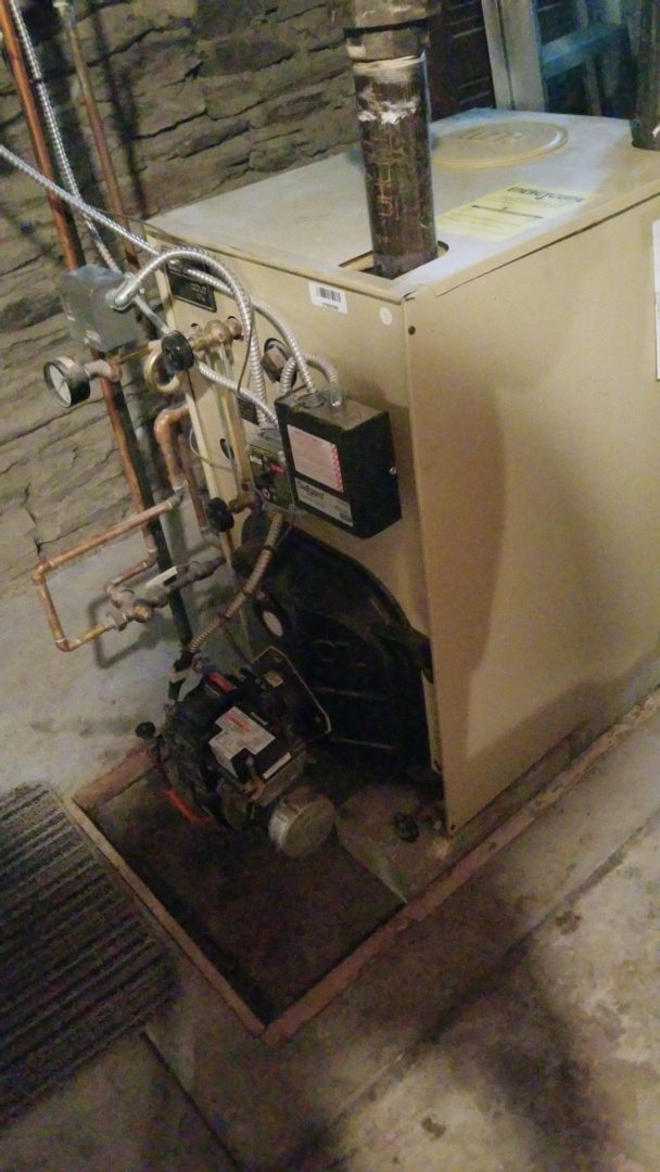 Lagrangeville, NY - Heating maintenance