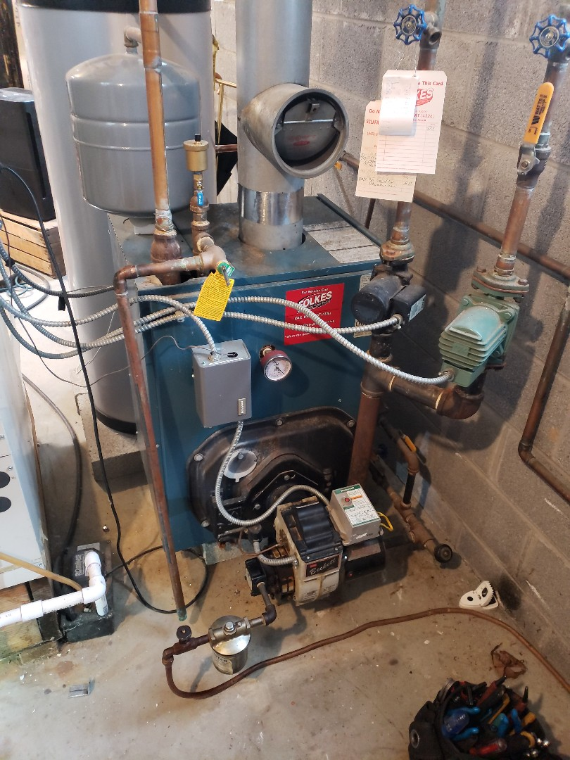 Putnam Valley, NY - Oil boiler maintenance