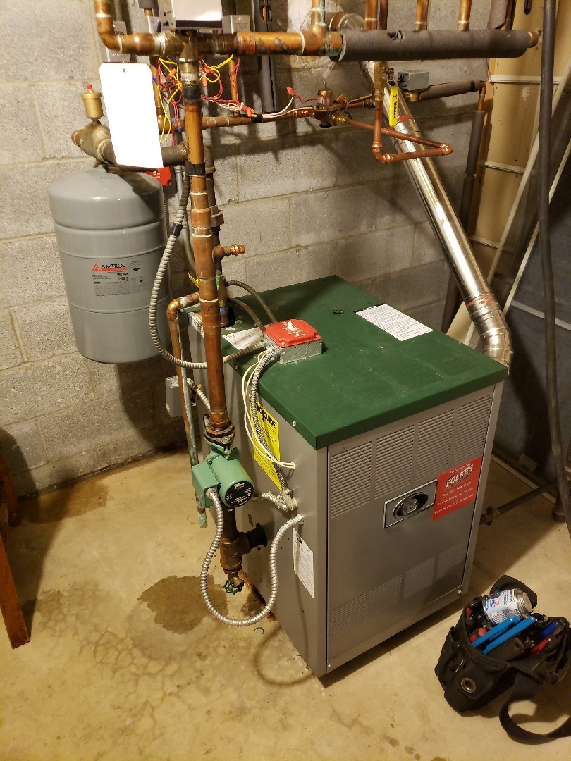 Hopewell Junction, NY - Boiler repair