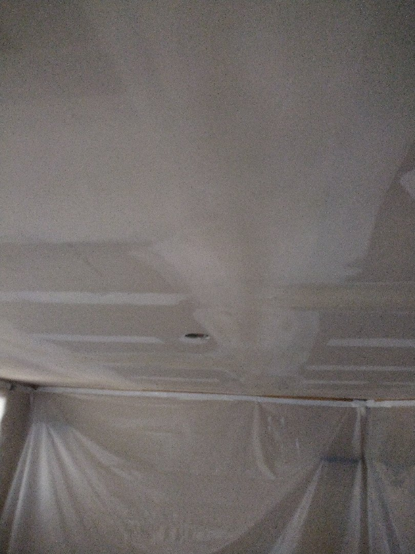 Phoenix, AZ - Taping a ceiling in Phoenix for a family