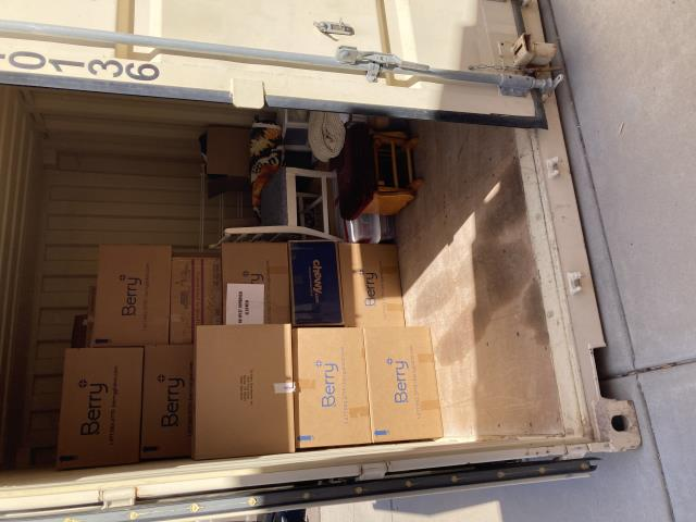 Peoria, AZ - Finished packing out a family's contents in Peoria, AZ, to begin repairs.
