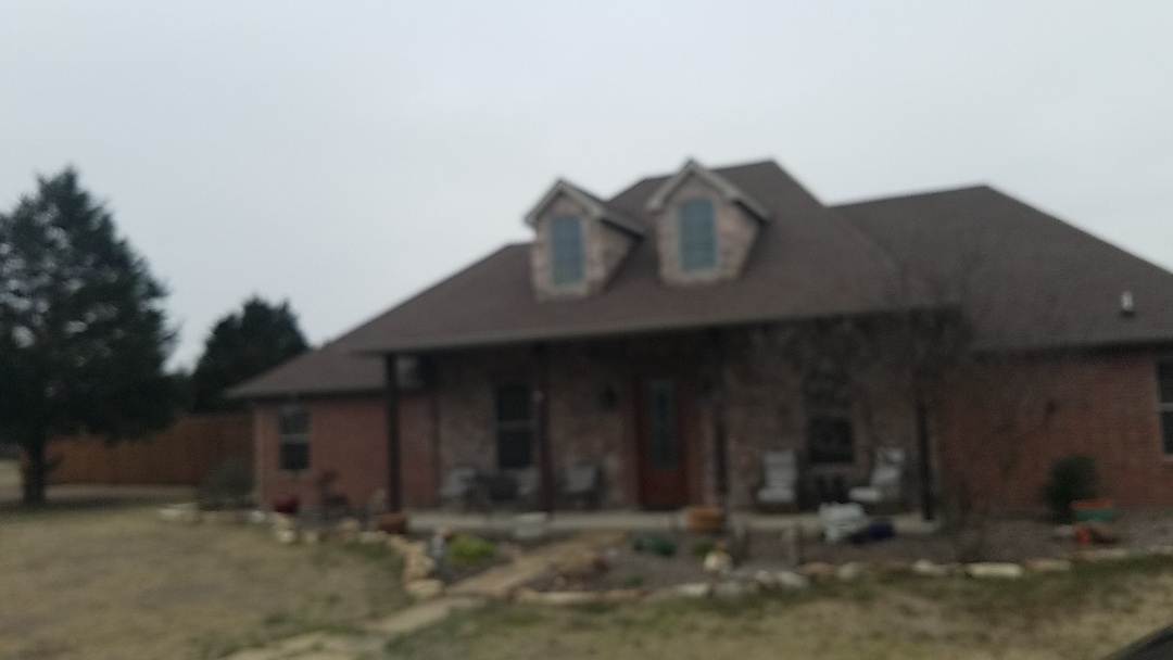 Denison, TX - Repair on a home in Sherman Texas
