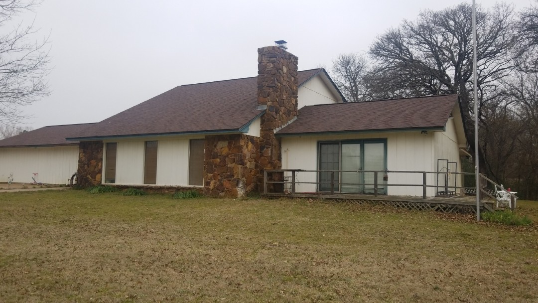 Durant, OK - If you need a new roof give us a call. We also do free inspections