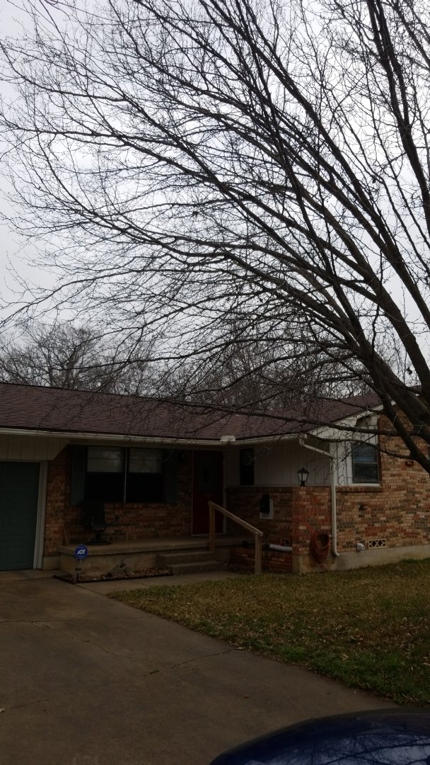Sherman, TX - Roof replacement