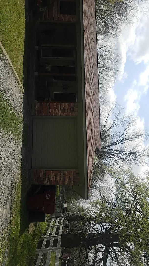 Van Alstyne, TX - Beautiful new Owens Corning roof 8 seater by Lankford Roofing in Van Alstyne Texas