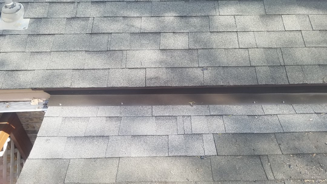 Pottsboro, TX - Repair on patio cover by Lankford Roofing