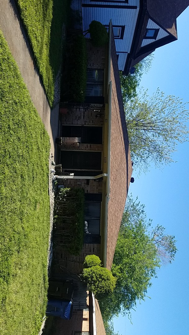 Denison, TX - An awesome new Owens Corning class 4 roof by Lankford Roofing in Denison Texas on a duplex