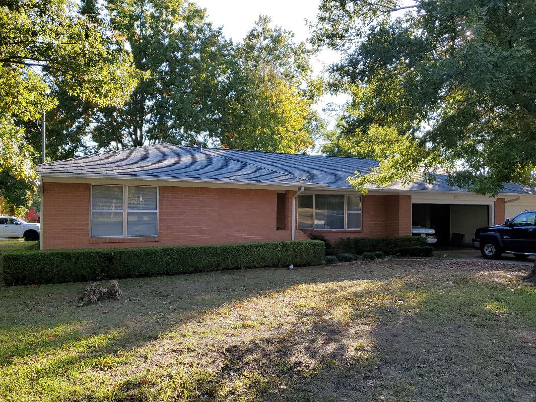 Denison, TX - Beautiful new I went scorning roof by lankford roofing in Dennison Texas
