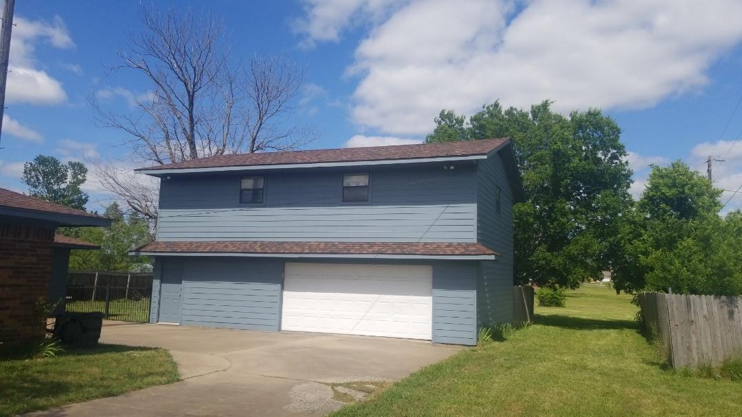 Sherman, TX - New certainteed roof here in Sherman, Texas