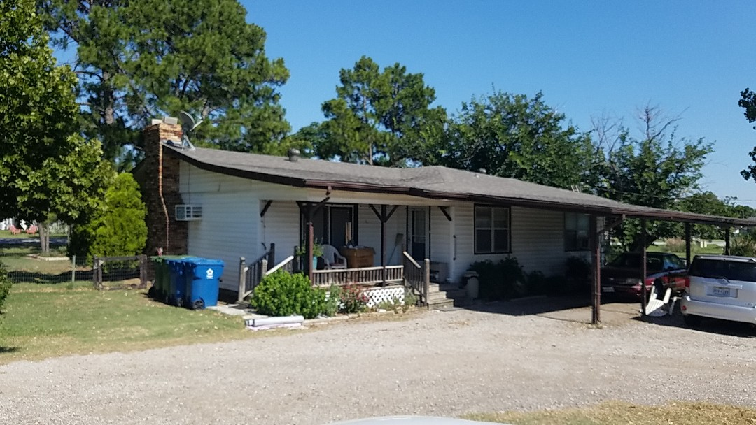 Oak Point, TX - New roof installed
