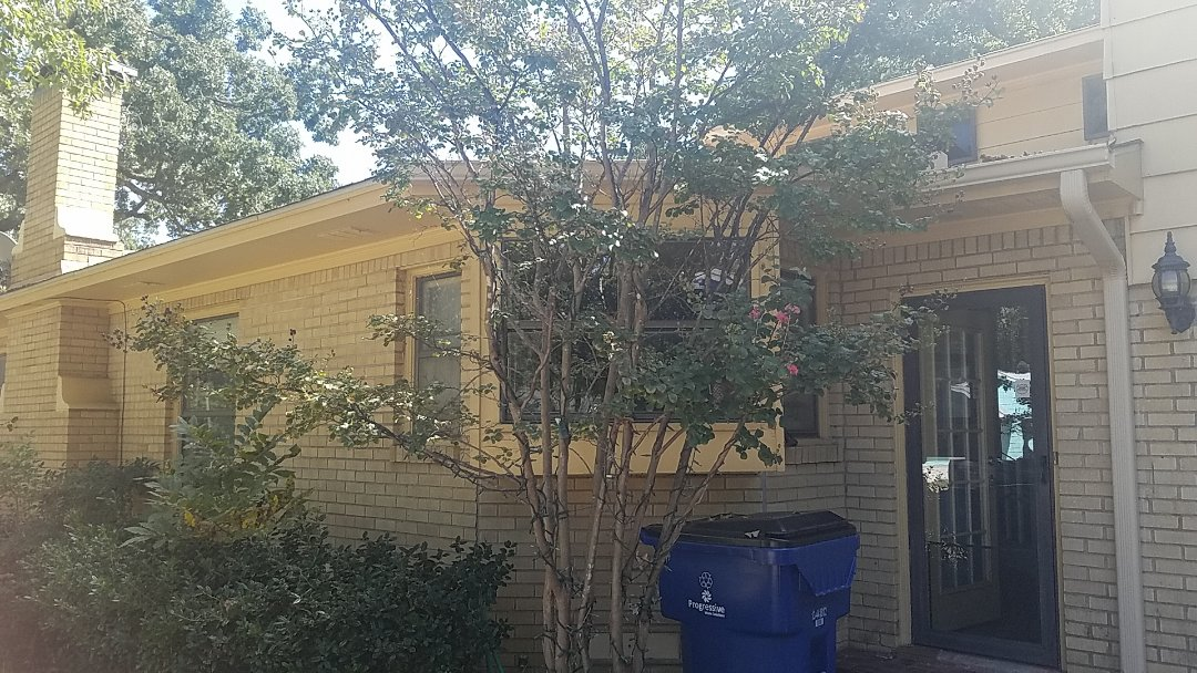Denison, TX - Minor repairs on a really cool house in Denison Texas