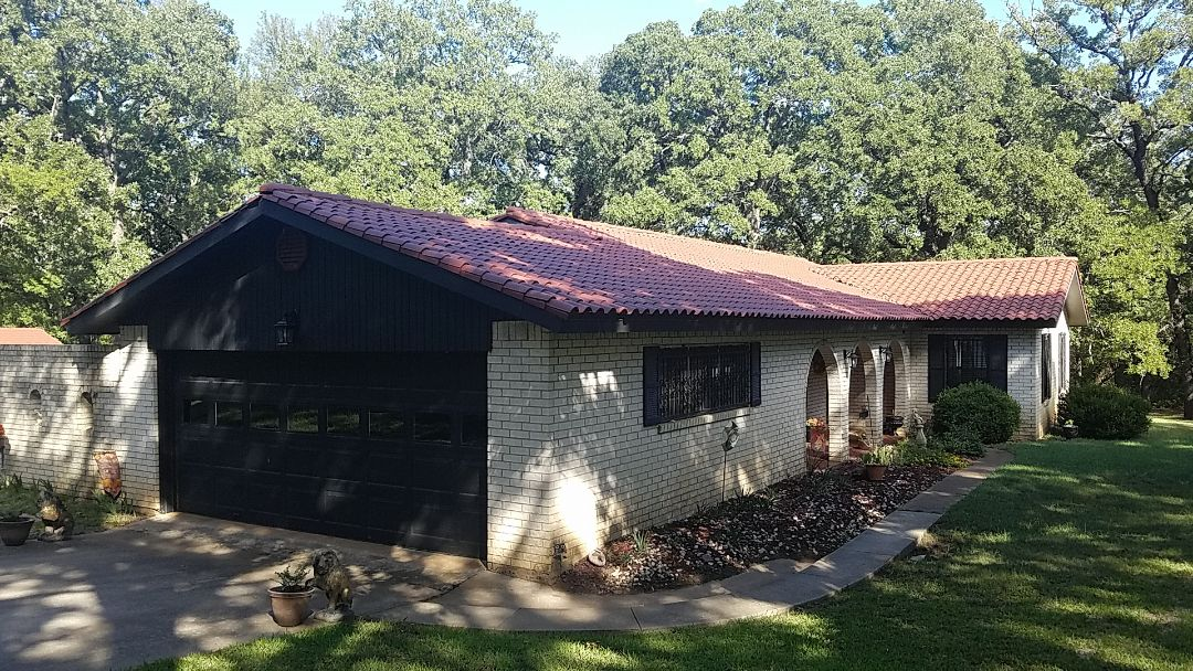 Denison, TX -  looking at doing a repair on one of my all-time favorite kinds of roofs