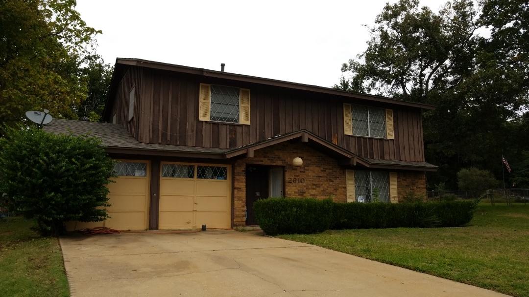 Denison, TX - New roof