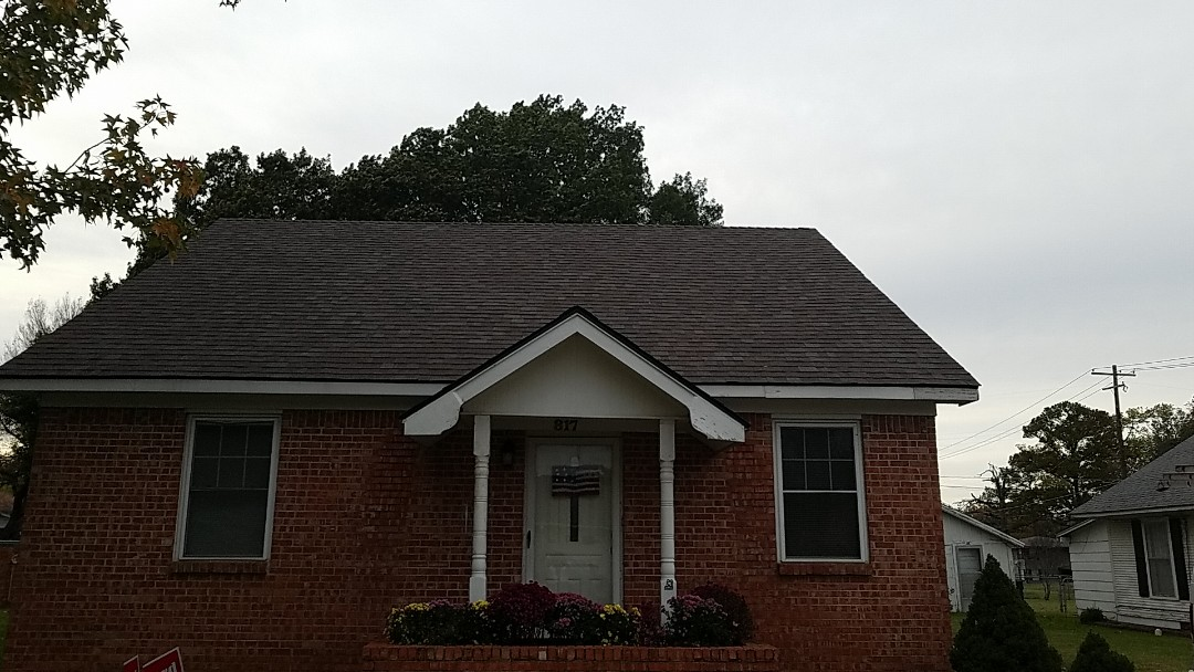Durant, OK - Awesome new Owens Corning flagstone roof in beautiful Durant Oklahoma
