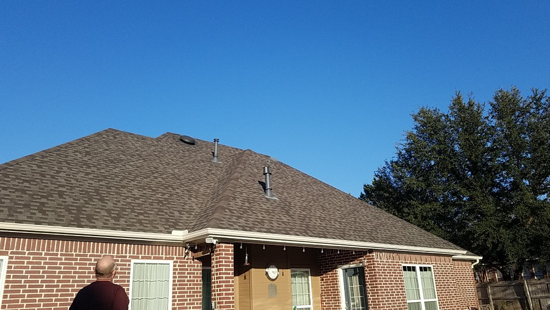 Denison, TX - Free roof inspection